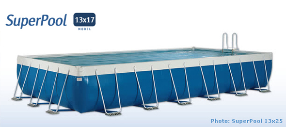 The Superpool Standard For Ever Growing Structurally Supported Above Ground Pool Market Is Fruit Of A Commitment To Innovation Which Has Been