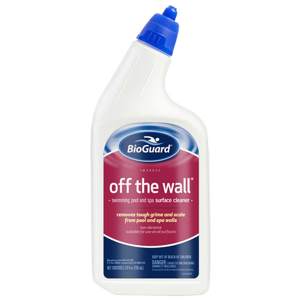 BioGuard Off The Wall Surface Cleaner for Hot Tubs (Spas) and Swimming Pools