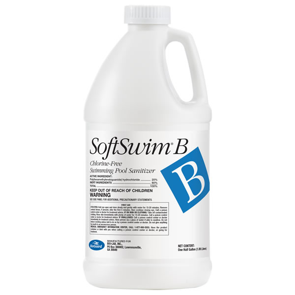 BioGuard SoftSwim B - Sanitizer for Swimming Pools