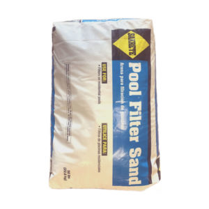 Sakrete Pool Filter Sand - 50 LB for Swimming Pools