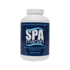 Spa Marvel Water Treatment and Conditioner for Hot Tubs (Spas)
