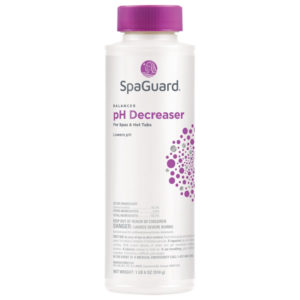 SpaGuard Spa pH Decreaser