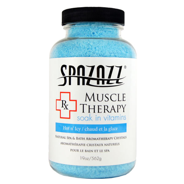 Spazazz RX Therapy Muscle Therapy (Hot and Icy) Crystals