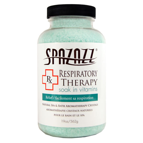 Spazazz RX Therapy Respiratory Therapy (Relief) Crystals